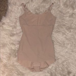 Maidenform Intimates & Sleepwear - NWOT Maidenform Sleek Slimmers Nude Shaper Small